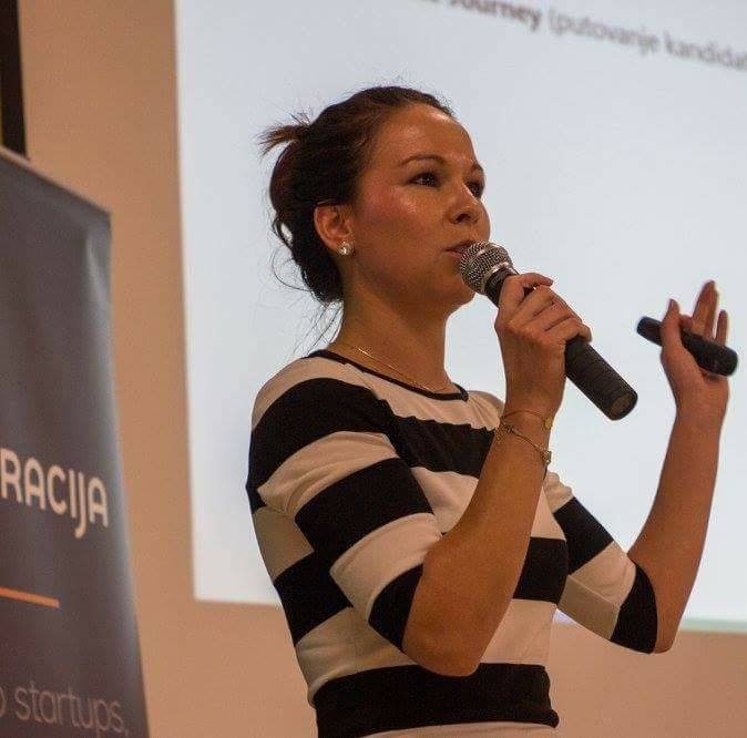 Kristina Martic — Startup Live